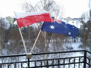 Australia Day w Gdańsku 26 stycznia 2014
