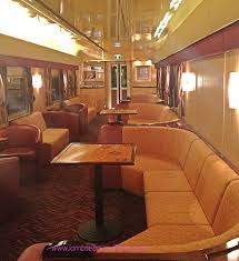 the Ghan inside