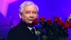 Jarosław Kaczyński Człowiek Roku 2015 zdjecie PAP