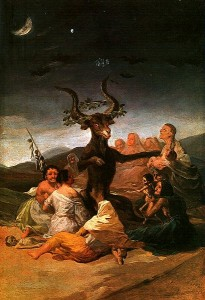 Francisco-Goya-Sabat-Czarownic