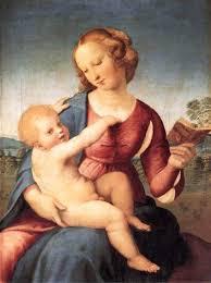 Raphael's Baby Jesus