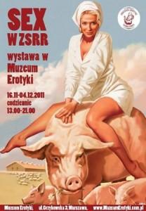 Sex w ZSRR Muzeum Erotyki