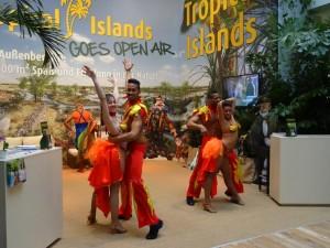 Tańce tropikalne ITB Berlin 2015
